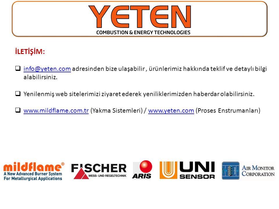 İLETİŞİM: info@yeten.com adresinden bize ulaşabilir , ürünlerimiz hakkında teklif ve detaylı bilgi alabilirsiniz.