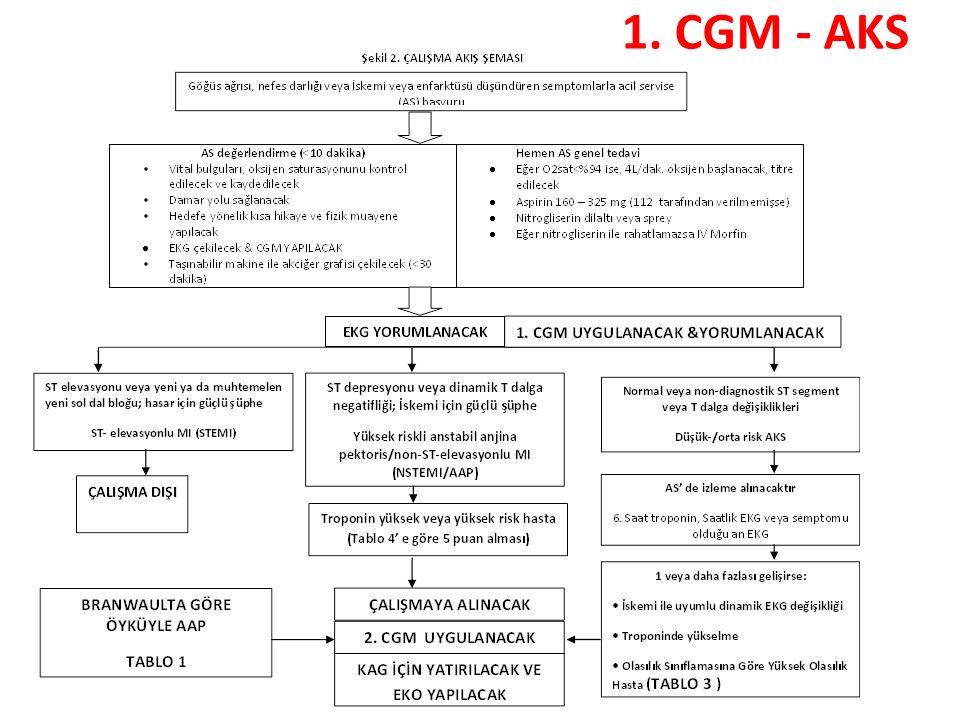 1. CGM - AKS