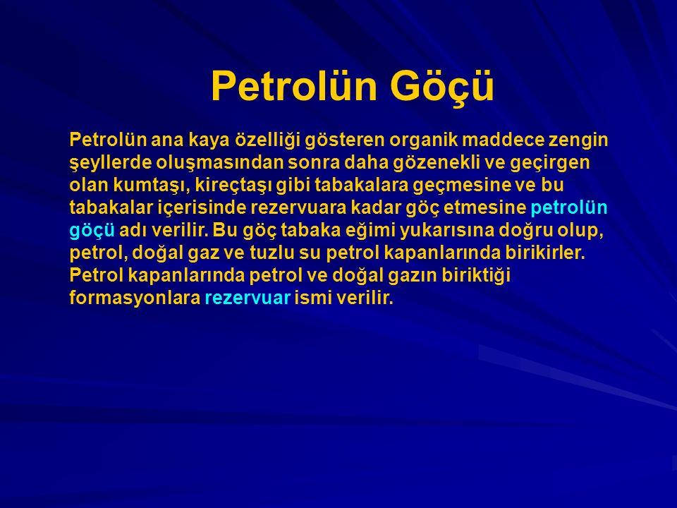 Petrolün Göçü