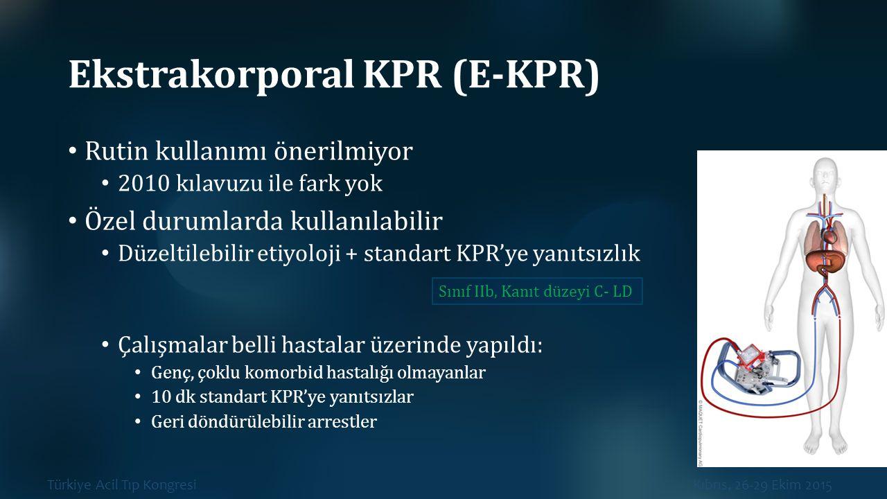 Ekstrakorporal KPR (E-KPR)