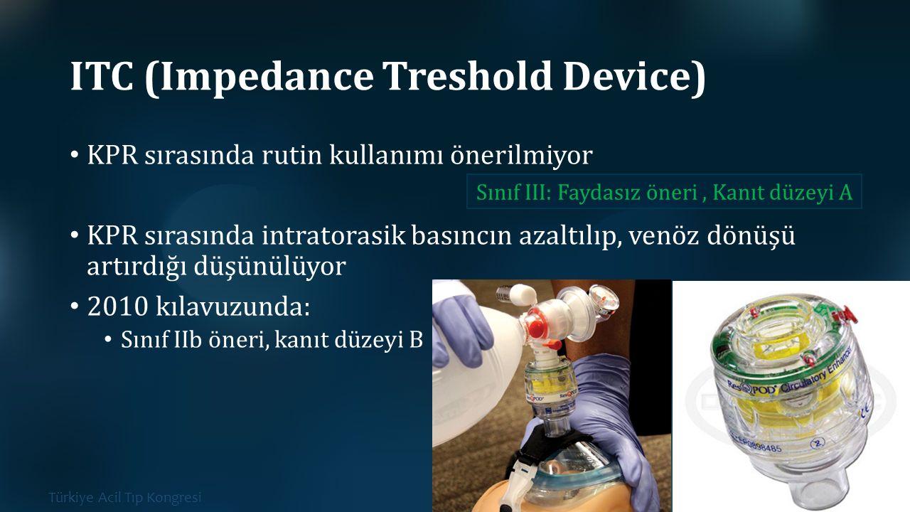 ITC (Impedance Treshold Device)