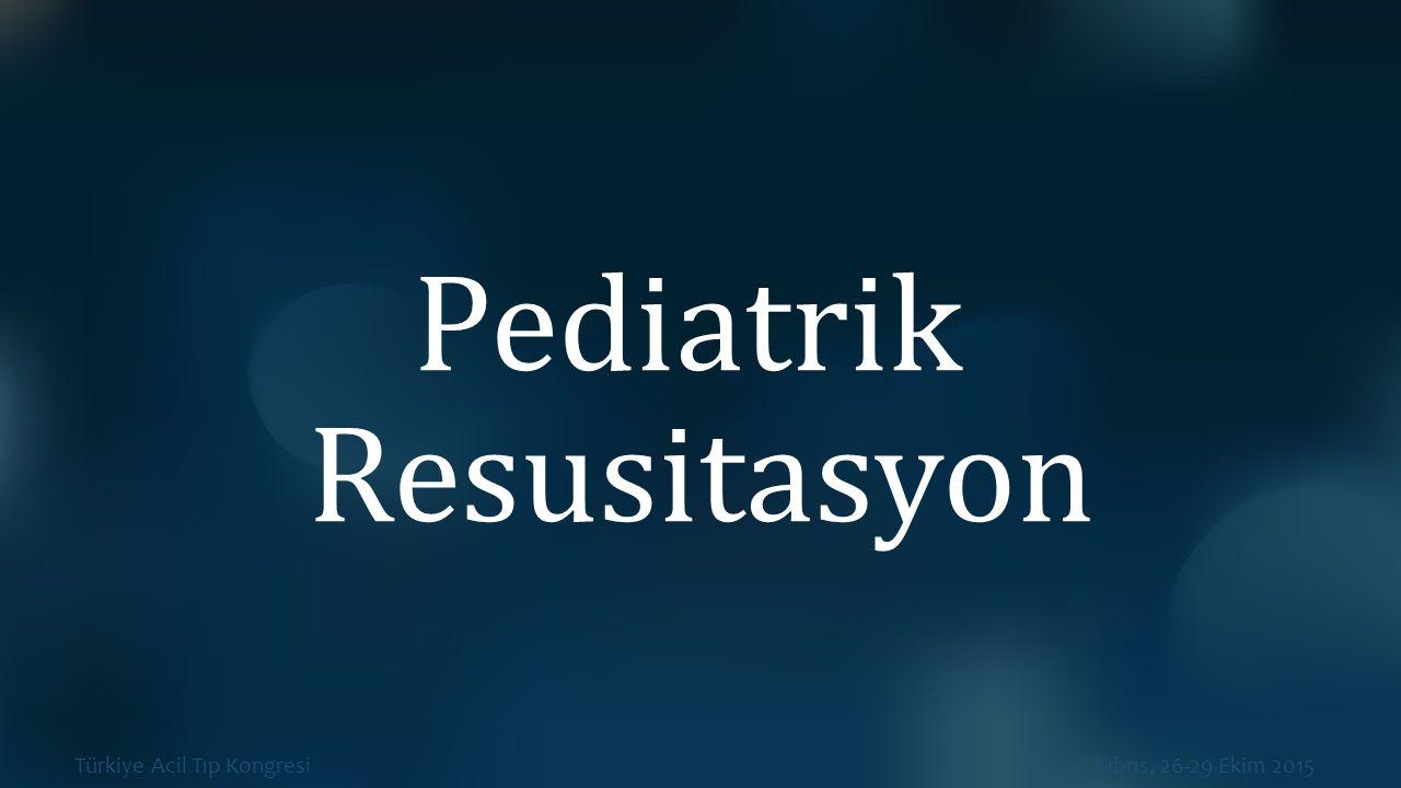 Pediatrik Resusitasyon