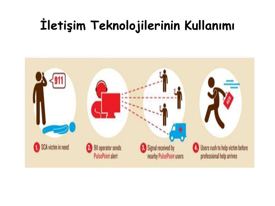 İletişim Teknolojilerinin Kullanımı