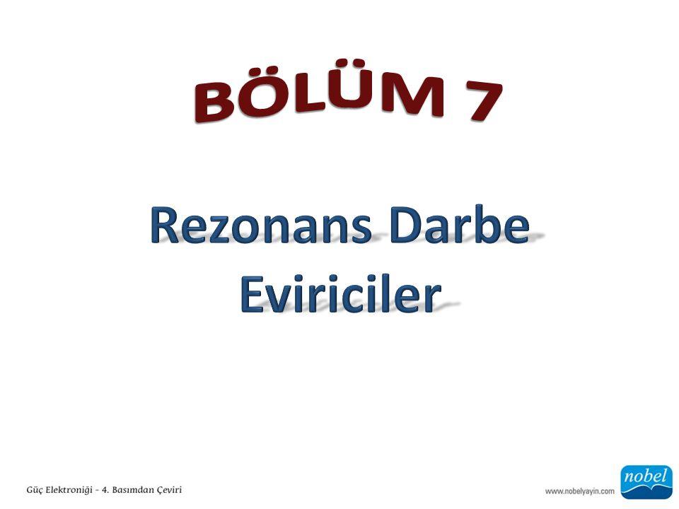 Rezonans Darbe Eviriciler