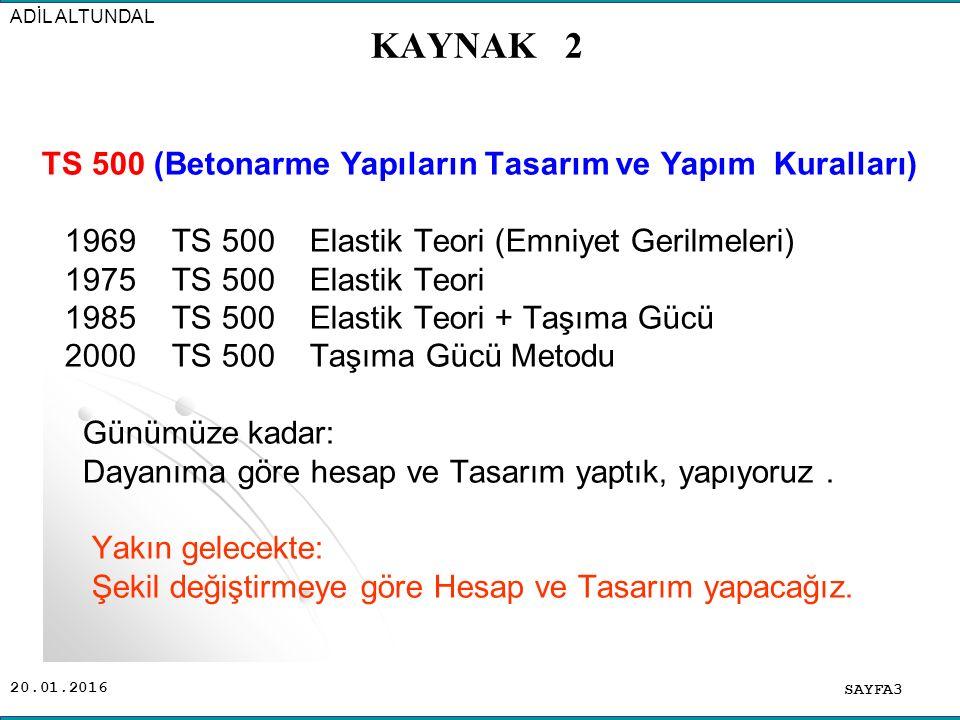 ADİL ALTUNDAL KAYNAK 2.