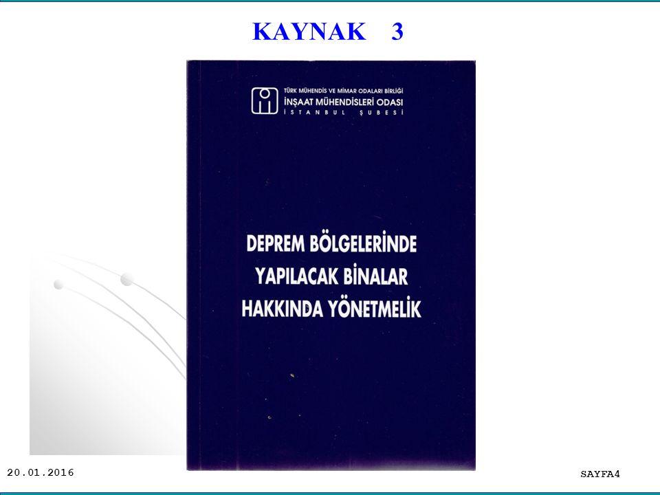 KAYNAK 3