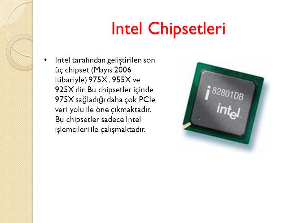 Intel Chipsetleri