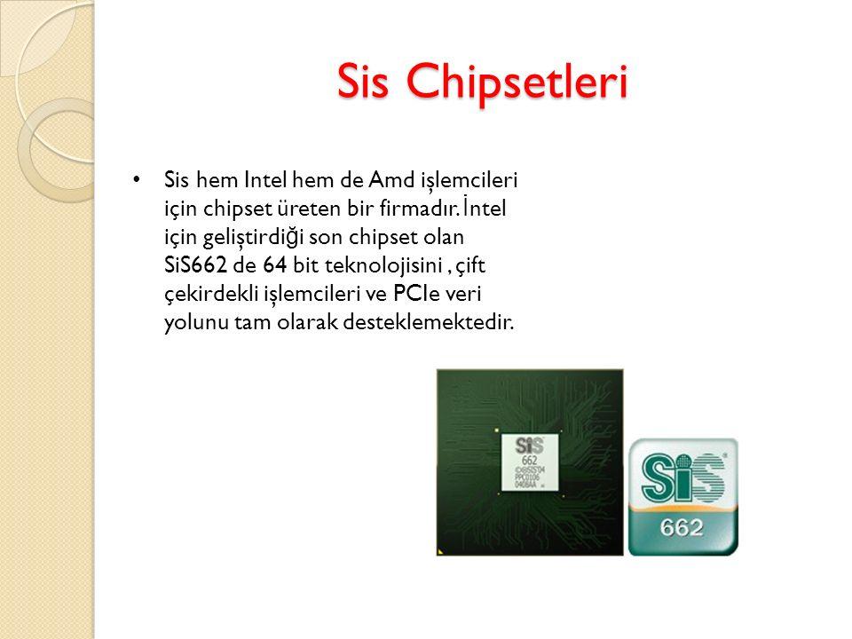 Sis Chipsetleri