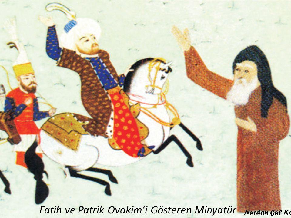 Osmanlı Devleti'nde Ermenilerin Durumu nasıldı