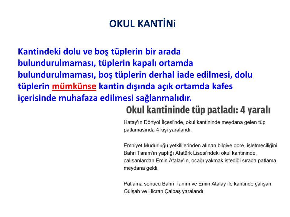 OKUL KANTİNi
