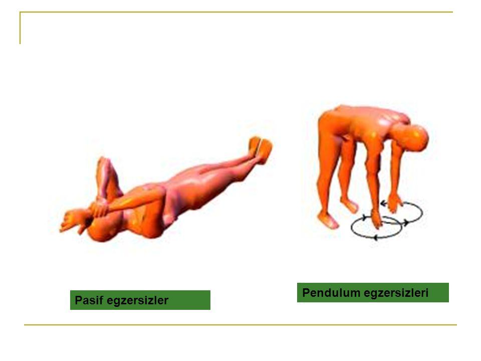Pendulum egzersizleri