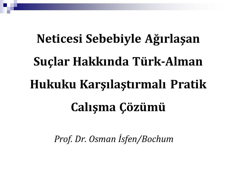 Prof. Dr. Osman İsfen/Bochum