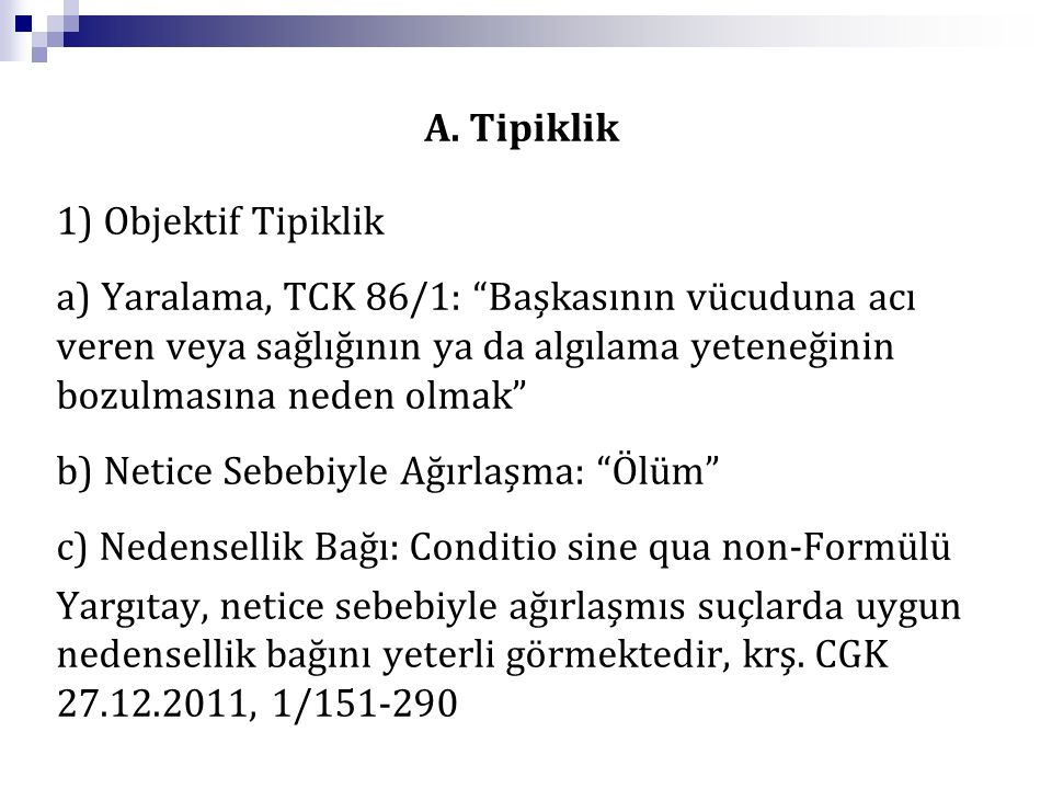 A. Tipiklik 1) Objektif Tipiklik.