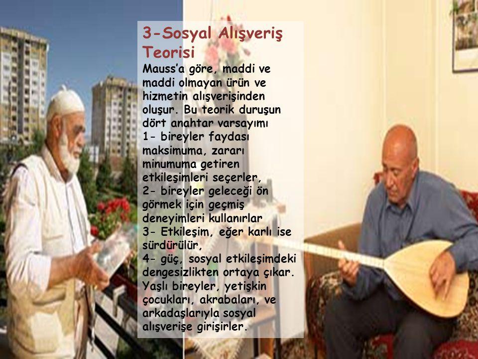 3-Sosyal Alışveriş Teorisi