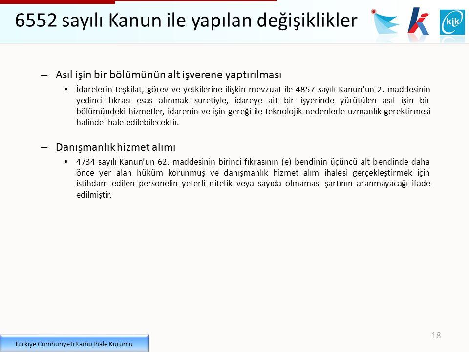 Türkiye Cumhuriyeti Kamu İhale Kurumu