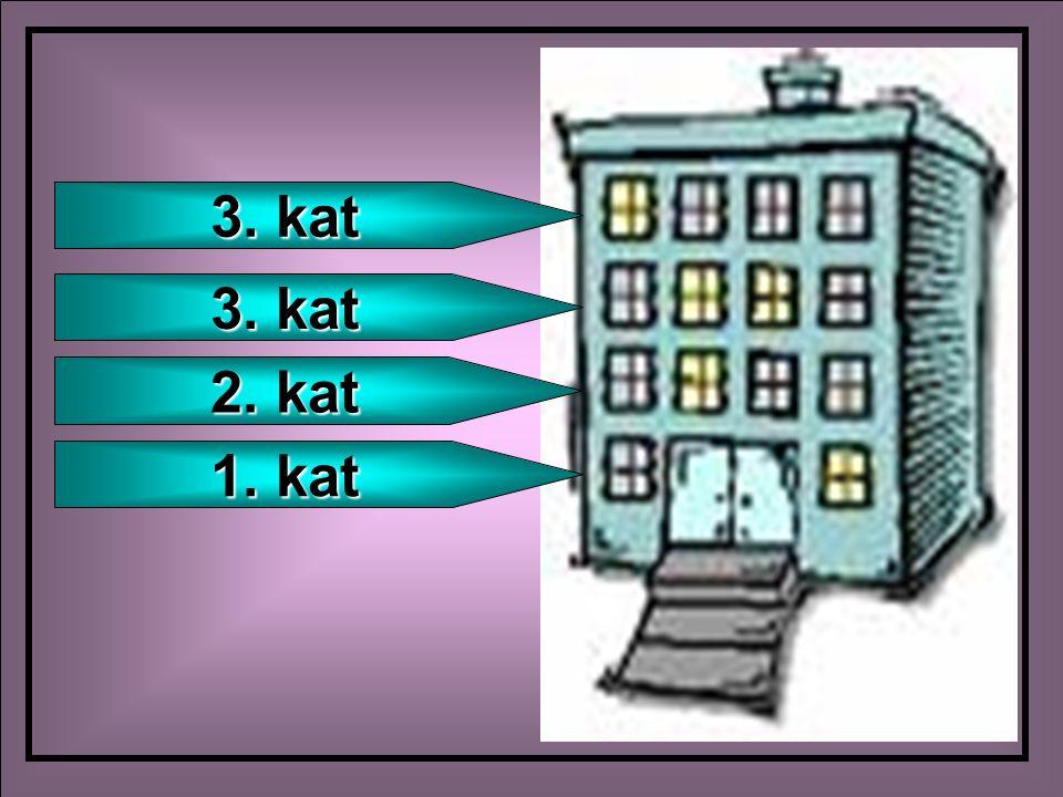 3. kat 3. kat 2. kat 1. kat