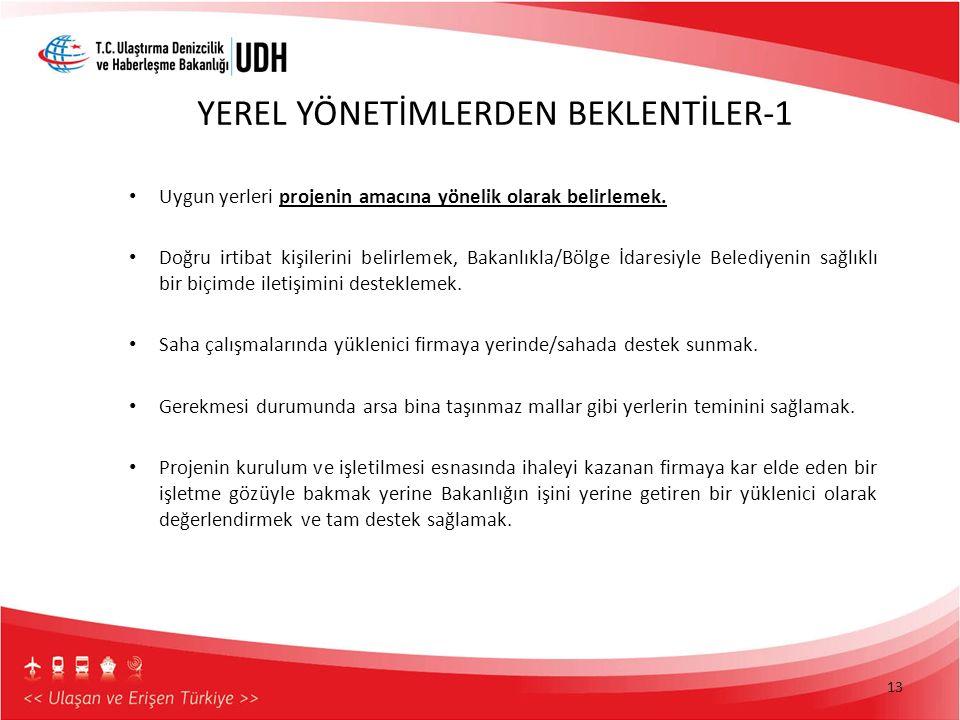 YEREL YÖNETİMLERDEN BEKLENTİLER-1