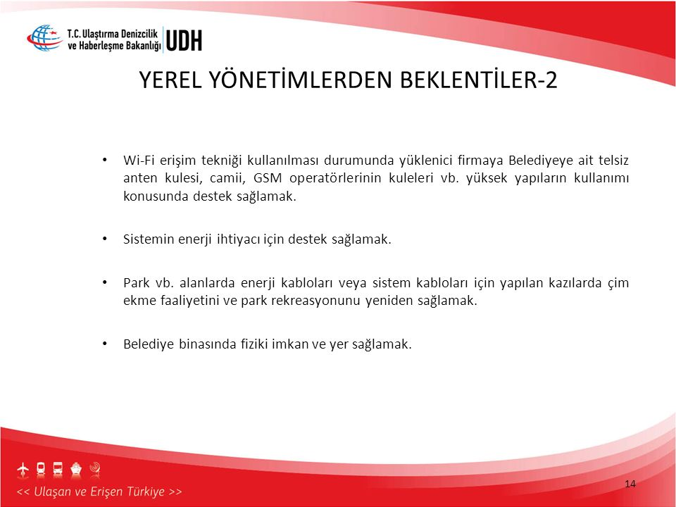 YEREL YÖNETİMLERDEN BEKLENTİLER-2