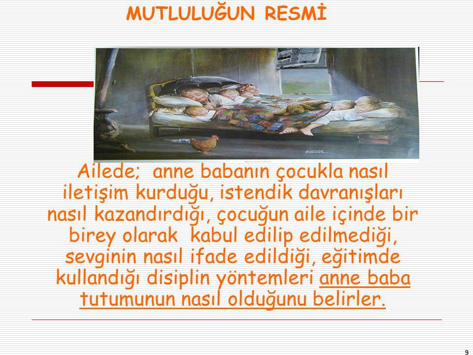 MUTLULUĞUN RESMİ