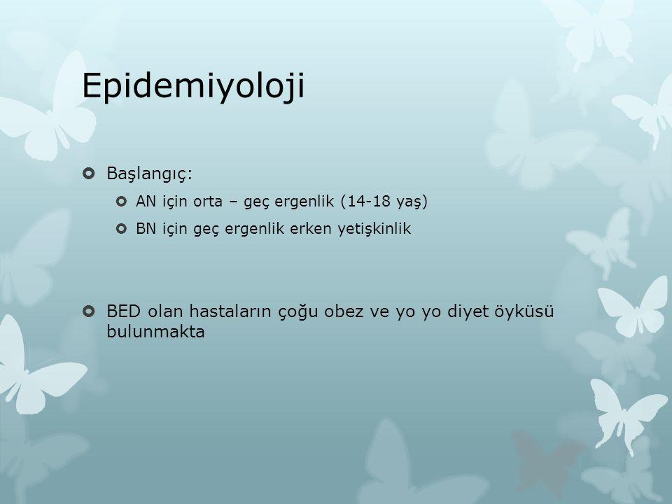 Epidemiyoloji Başlangıç: