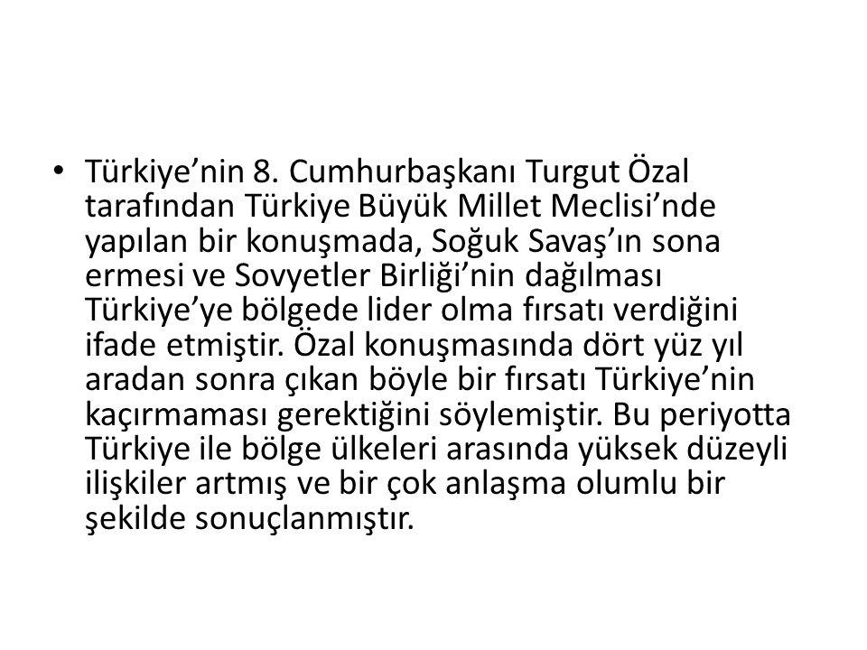 Türkiye'nin 8.