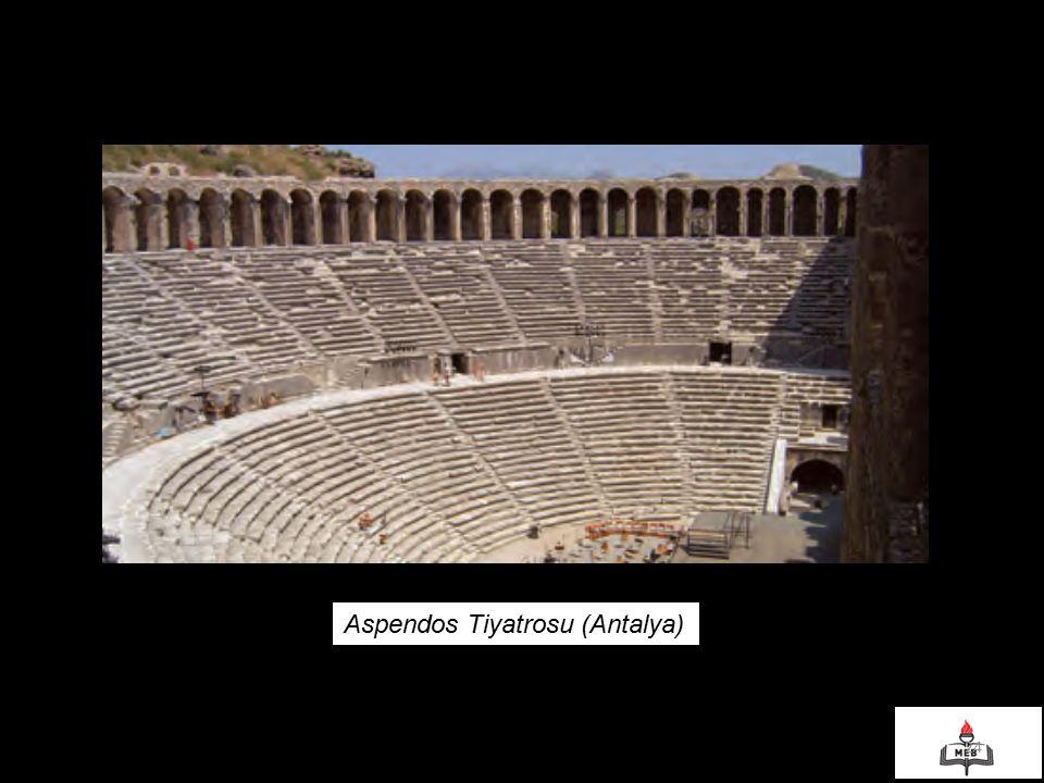 Aspendos Tiyatrosu (Antalya)