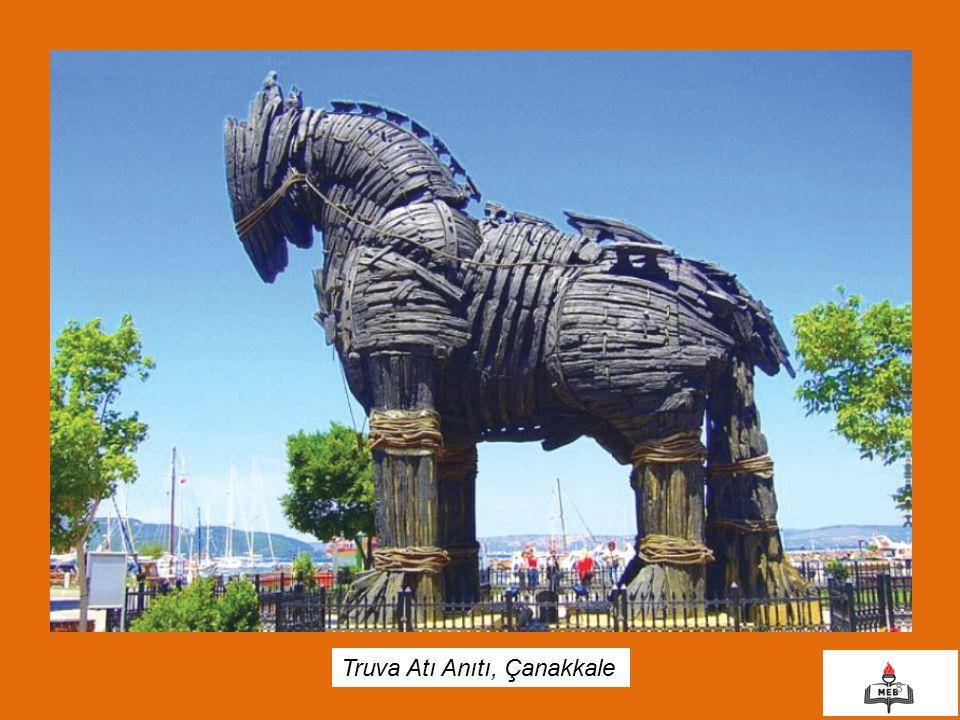 Truva Atı Anıtı, Çanakkale