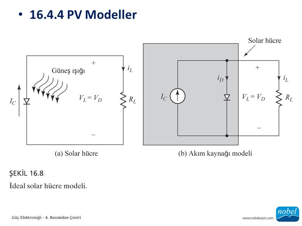 16.4.4 PV Modeller