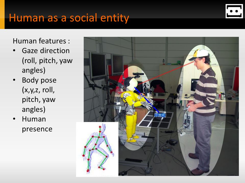 Human as a social entity
