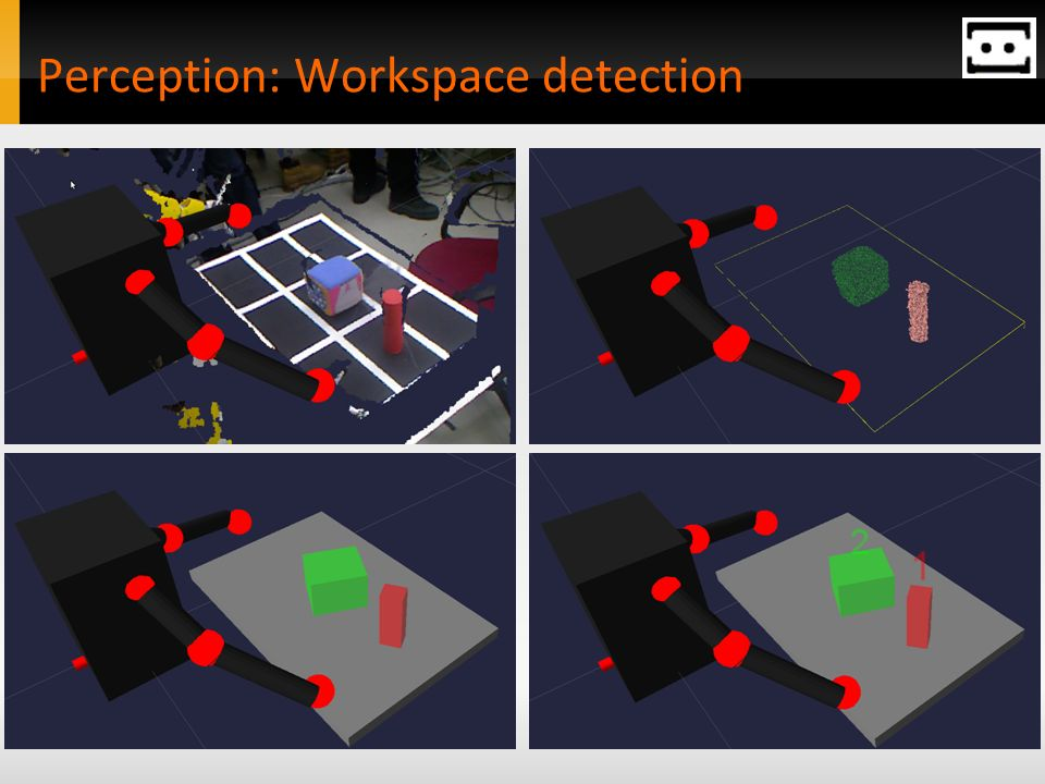 Perception: Workspace detection