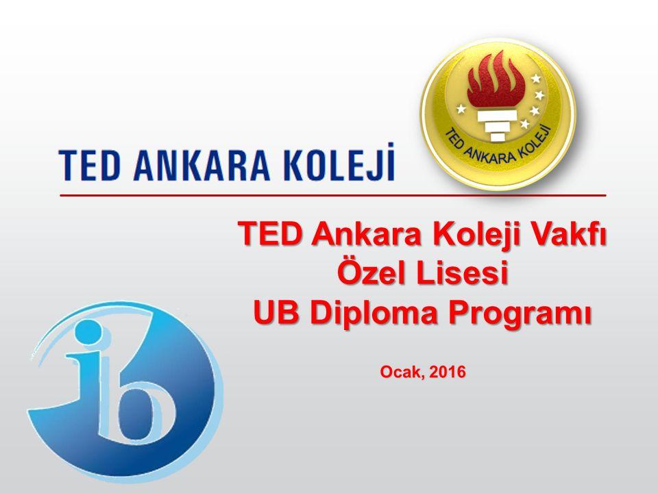 TED Ankara Koleji Vakfı Özel Lisesi