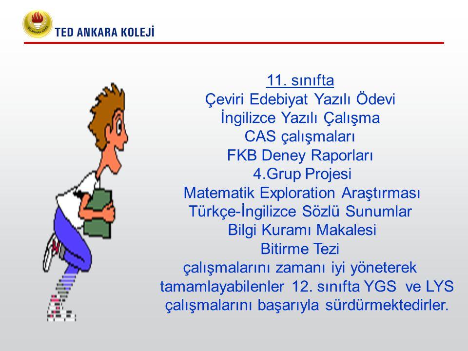 Çeviri Edebiyat Yazılı Ödevi İngilizce Yazılı Çalışma CAS çalışmaları