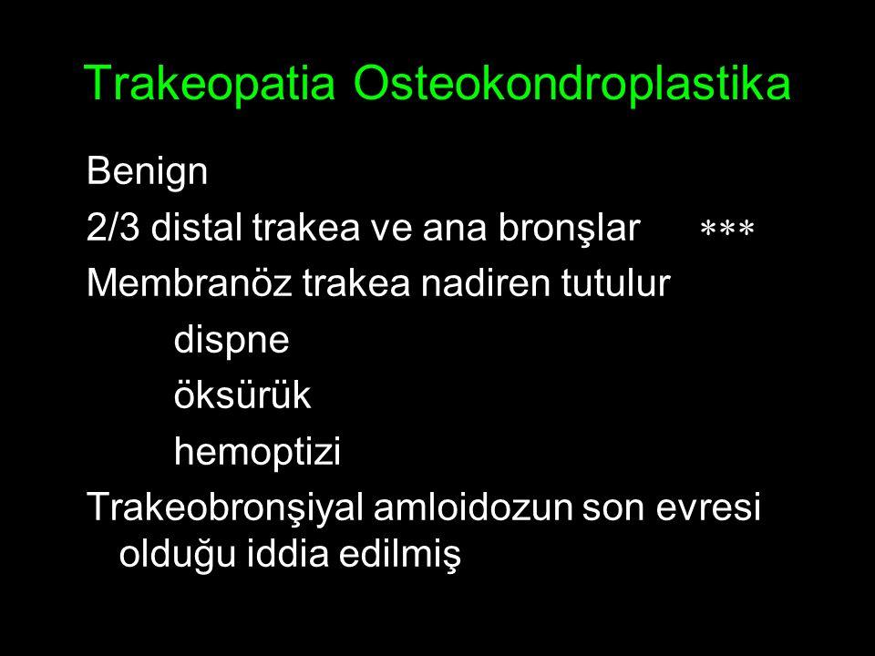 Trakeopatia Osteokondroplastika