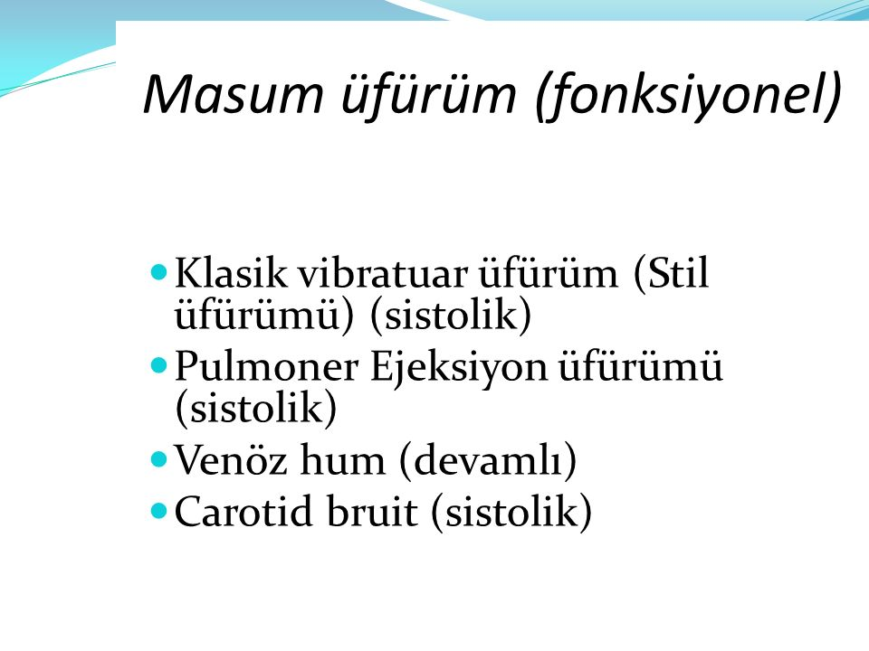 Masum üfürüm (fonksiyonel)