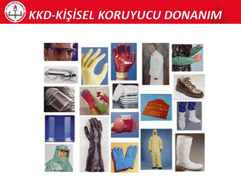 KKD-KİŞİSEL KORUYUCU DONANIM