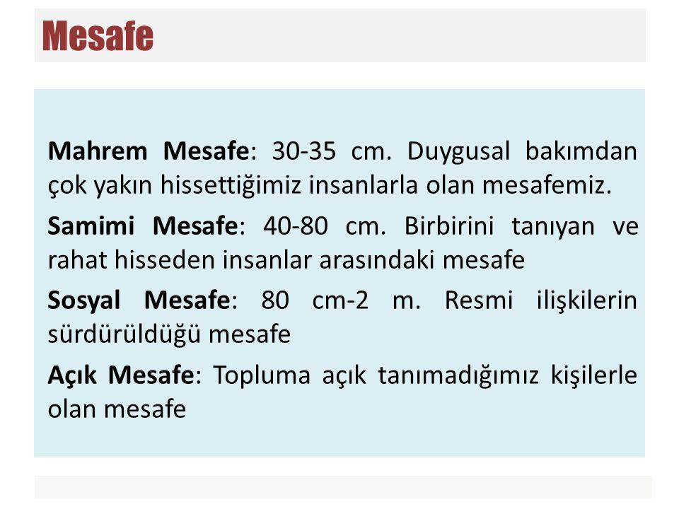 Mesafe