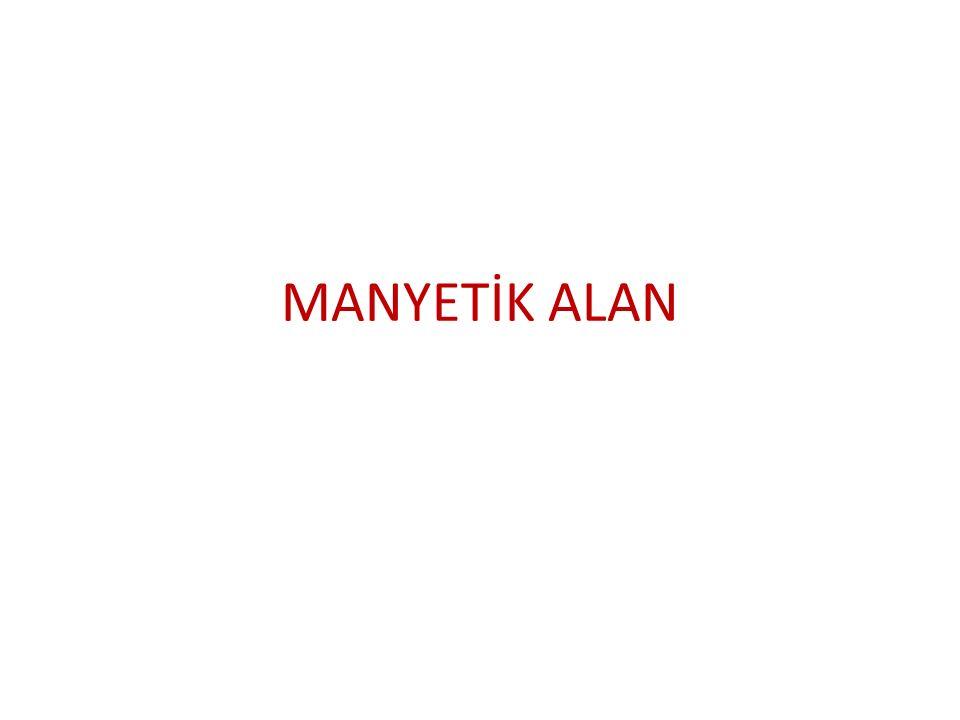MANYETİK ALAN