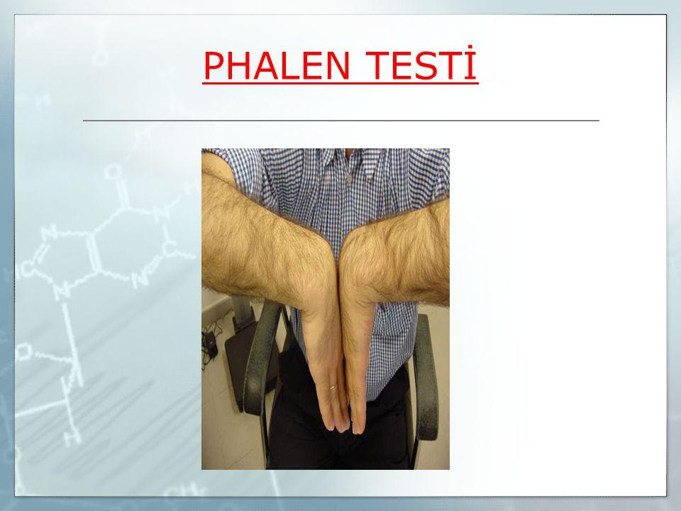 PHALEN TESTİ