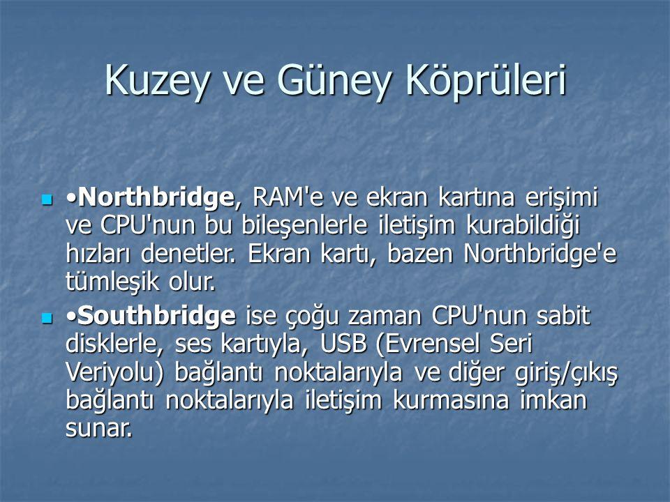 Kuzey ve Güney Köprüleri