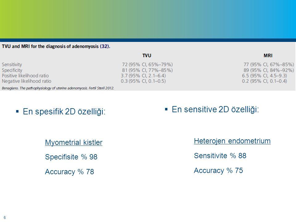 En sensitive 2D özelliği: