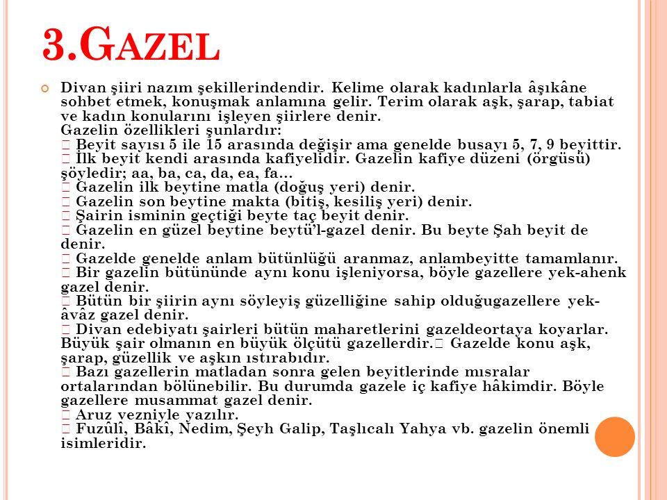 3.Gazel
