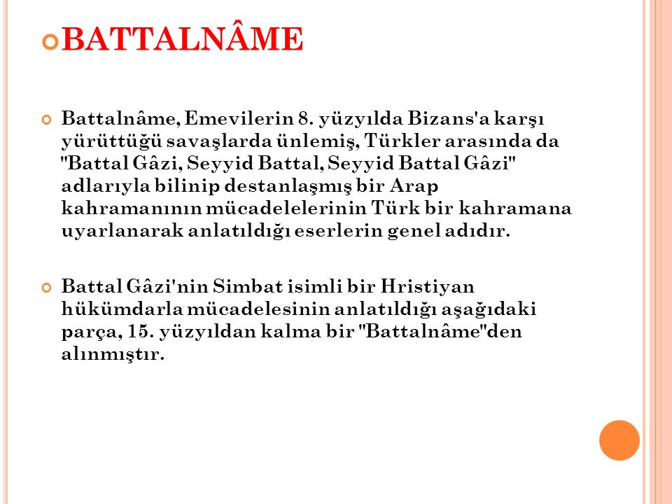 BATTALNÂME