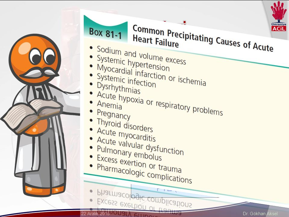 KY Nedenleri Koroner arter hastalığı KMP ve miyokardit