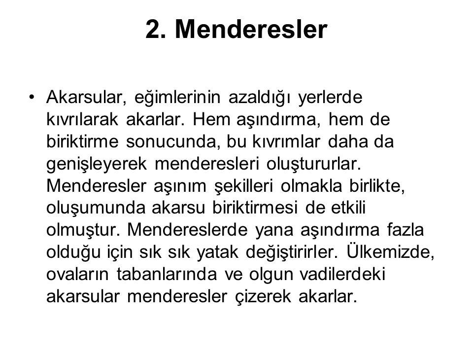 2. Menderesler