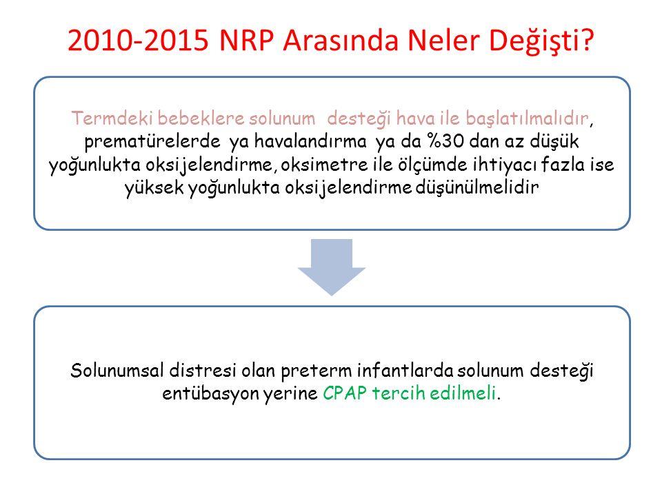 2010-2015 NRP Arasında Neler Değişti