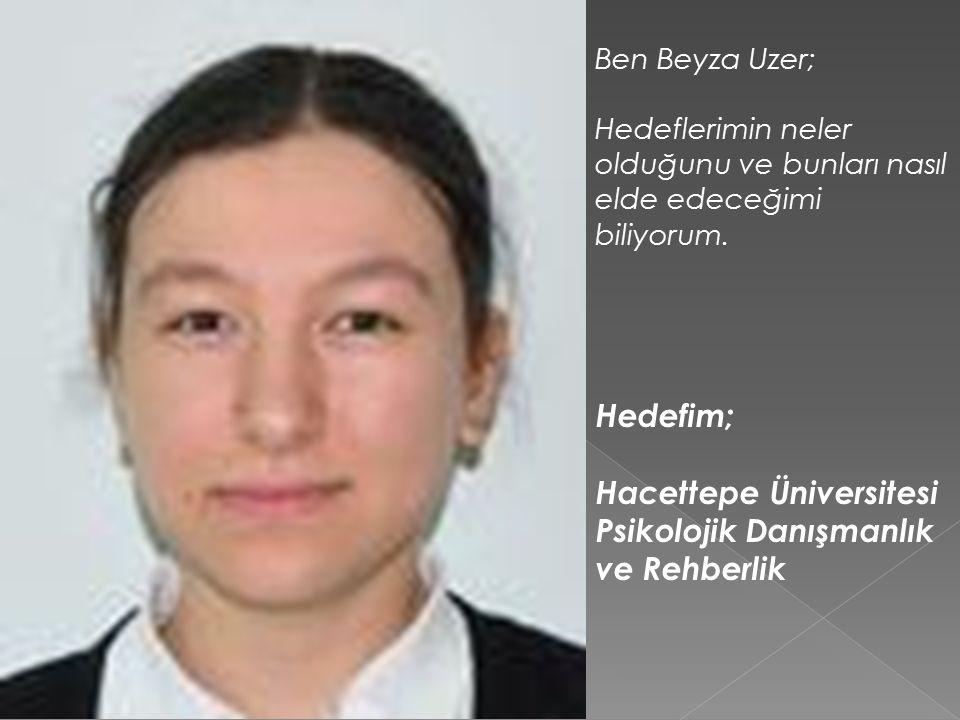 Hacettepe Üniversitesi Psikolojik Danışmanlık ve Rehberlik