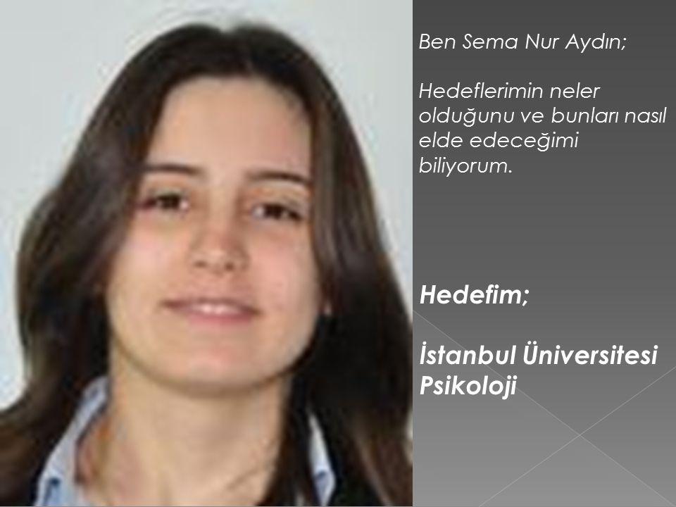 İstanbul Üniversitesi Psikoloji