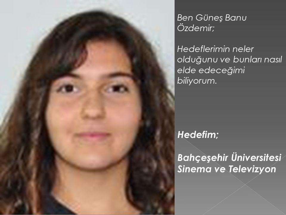 Bahçeşehir Üniversitesi Sinema ve Televizyon
