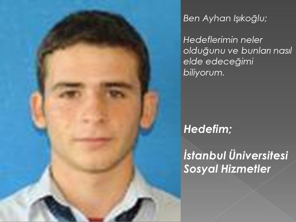 İstanbul Üniversitesi Sosyal Hizmetler
