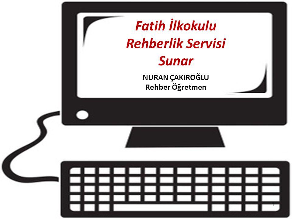 Fatih İlkokulu Rehberlik Servisi